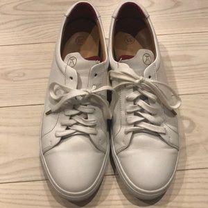 Seven Feet Apart The Original 172 White Sneakers